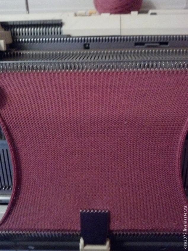 машинное вязание