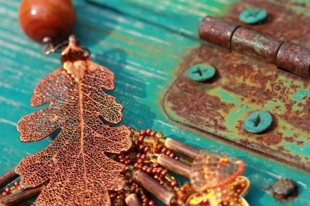 аукцион на украшения, осень 2013, гальванопластика