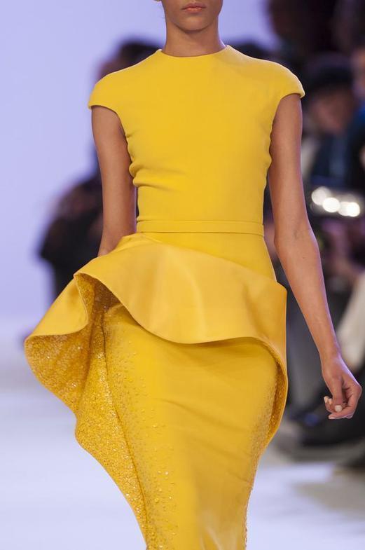 Stephane Rolland Haute Couture весна-лето 2014, фото № 84