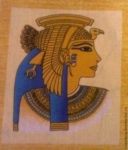бог, египетская маска