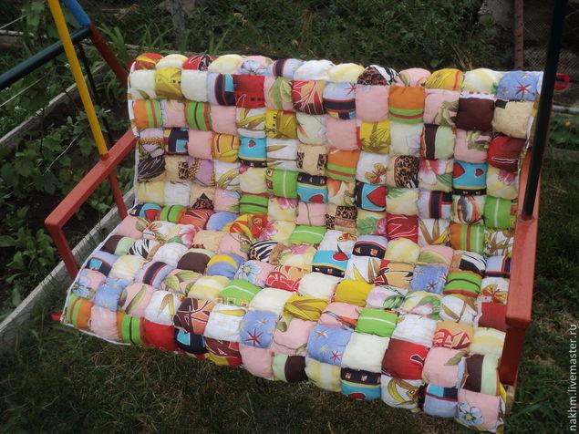 Сшить подушки на садовую мебель своими руками