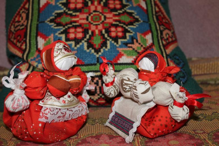кукла-мотанка, народное творчество, рукоделие
