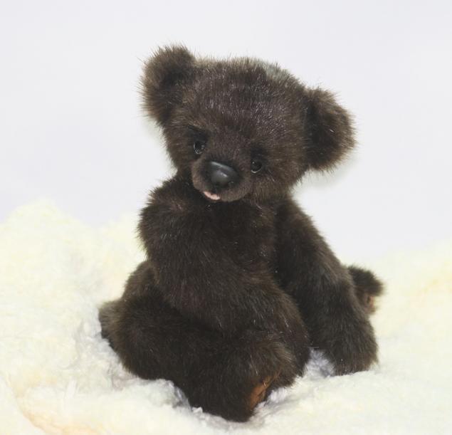 медвежонок, игрушки ручной работы