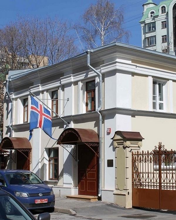 ручная работа, посольство исландии