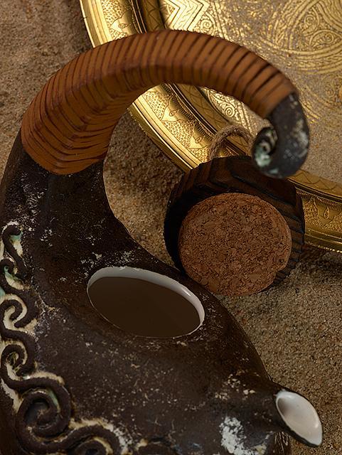 авторский чайник, традиция