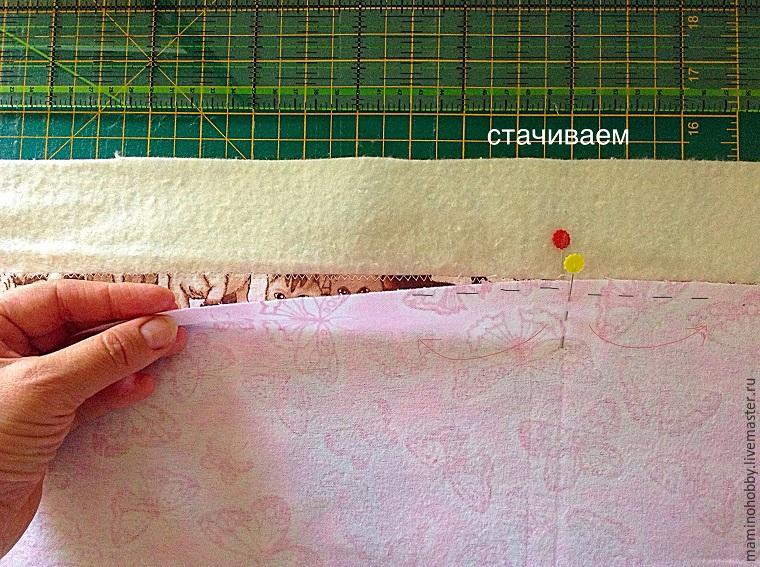 Шьем двустороннее байковое одеялко за 20 минут, фото № 18