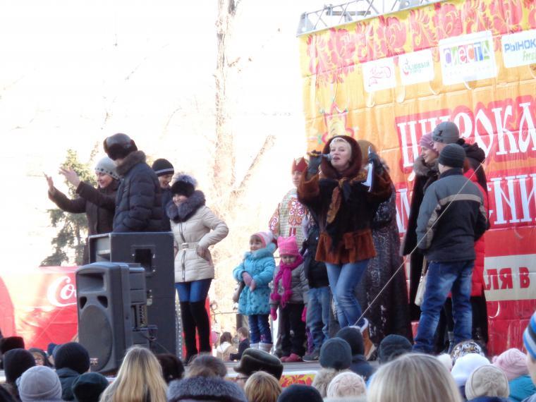 выставка-ярмарка, славянский
