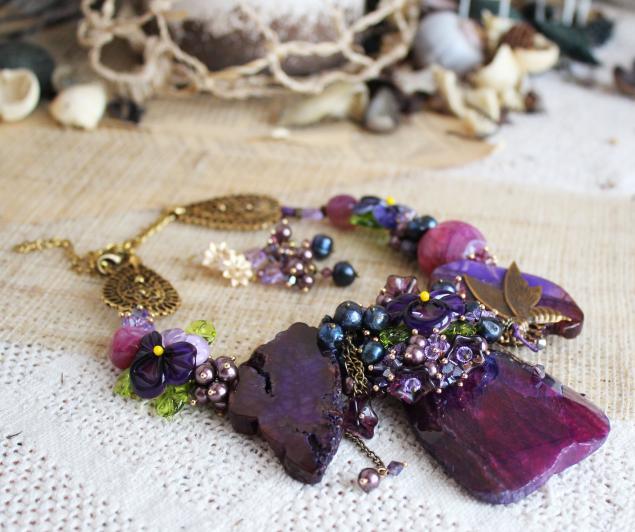 бижутерия, ожерелье