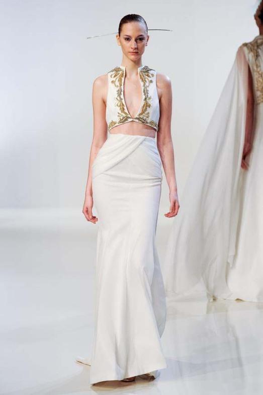 Dilek Hanif Haute Couture весна-лето 2014, фото № 6