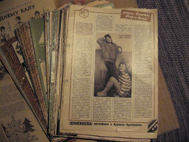 старые журналы, самовывоз