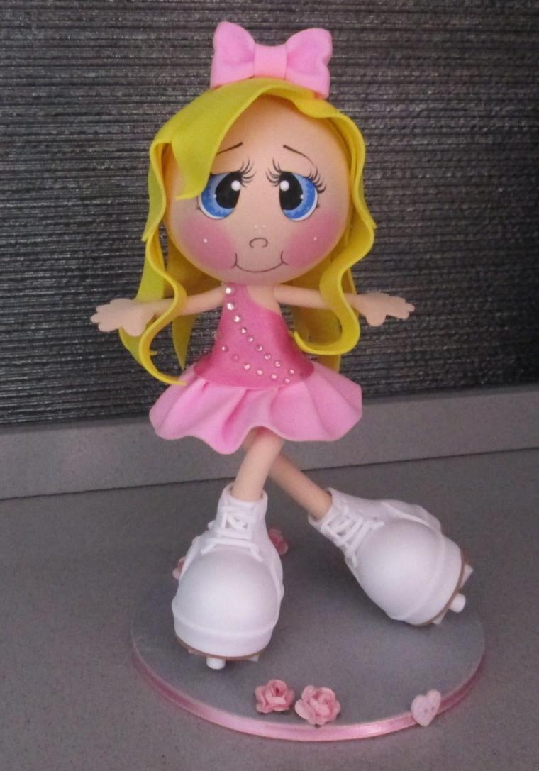 кукла из фоамирана пошагово с фото то, что ещё