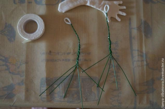 Создание текстильной куклы Лорочки. Часть 1, фото № 12