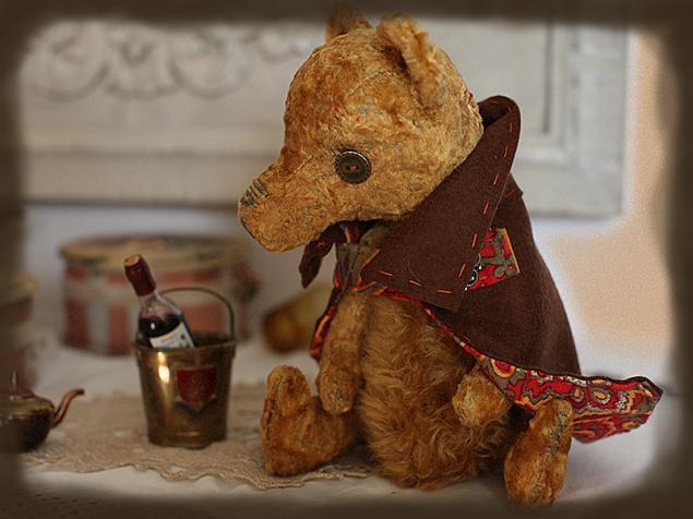 мастер-класс, курс по пошиву тедди, тортюр, авторский мишка, винтажный мишка
