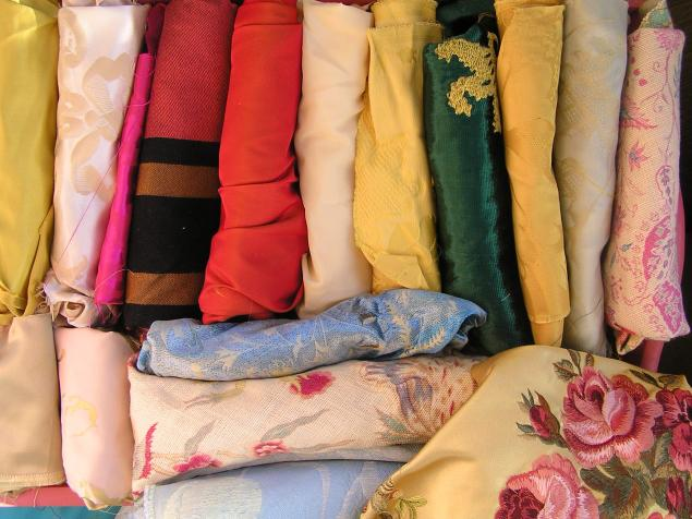 лоскуты, ткань для рукоделия, синтепон