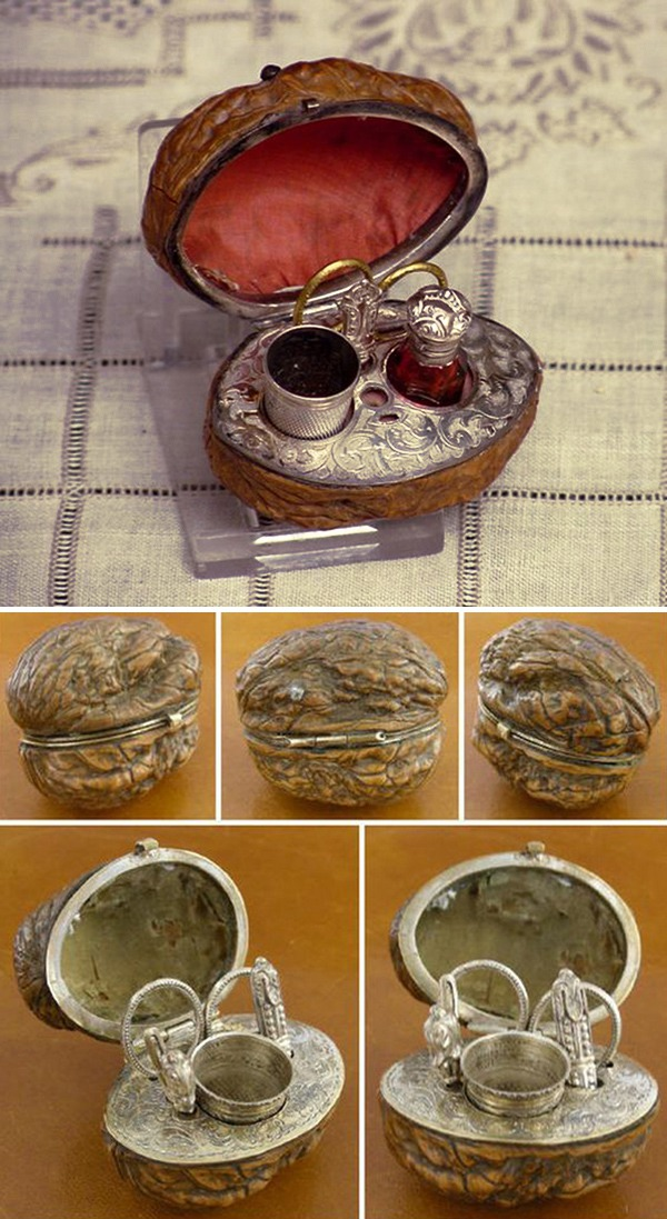 Cracking Nuts: Walnut Shells as a Material for Your Craft, фото № 1
