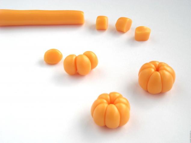 мандарины, рукоделие