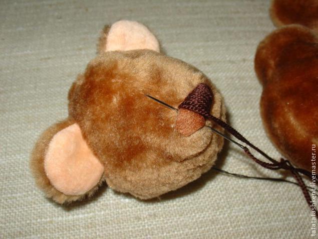 плюшевый мишка