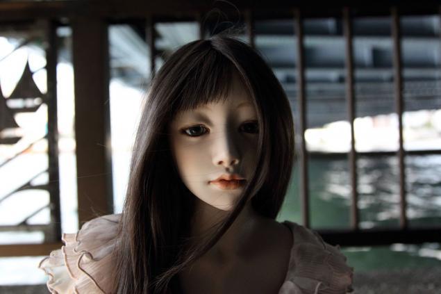Японская кукла мастер класс сделай сам #6