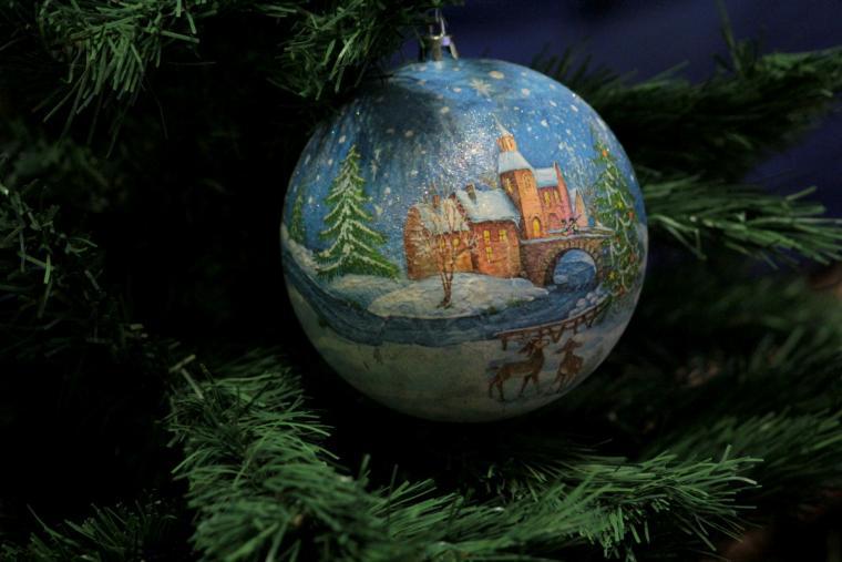 новогодние подарки, новогодние игрушки, декор