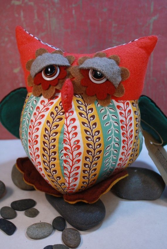 Great owl.