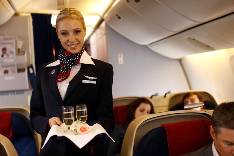 Сегодня всемирный день бортпроводника гражданской авиации