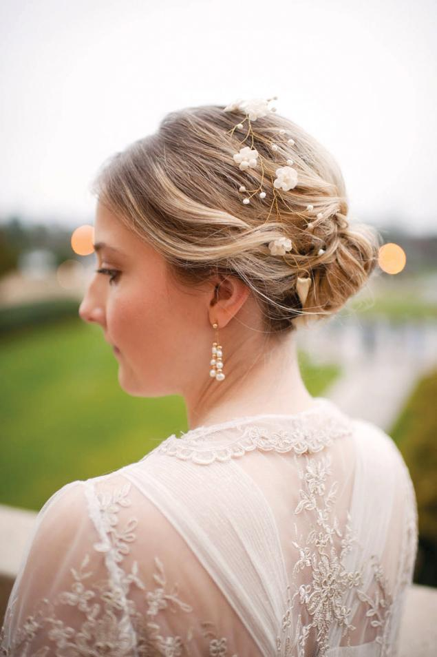 цветочный венок, для невесты