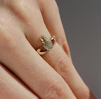 кладдахское кольцо, ювелирное искусство