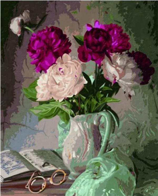 мастер-класс, мастер-классы, мастер класс, холст, холст масло, масло, масляная живопись, масляные краски, цветы