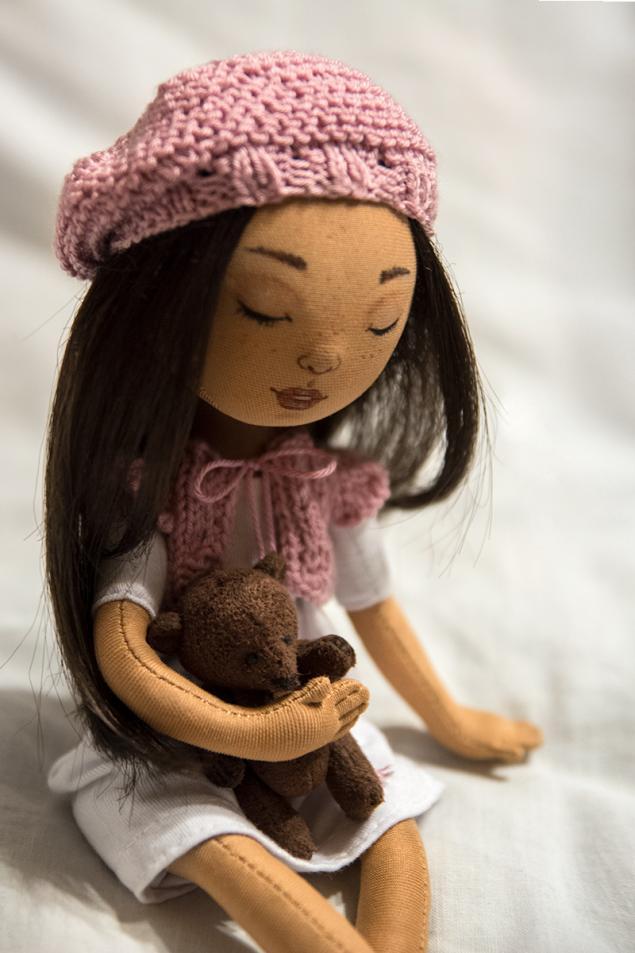 аукцион сегодня, куколка, кукла тыквоголовка, подарок своими руками, подарок женщине, оригинальный подарок
