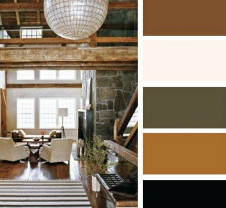 Интерьер дизайн подбор цвета в интерьере