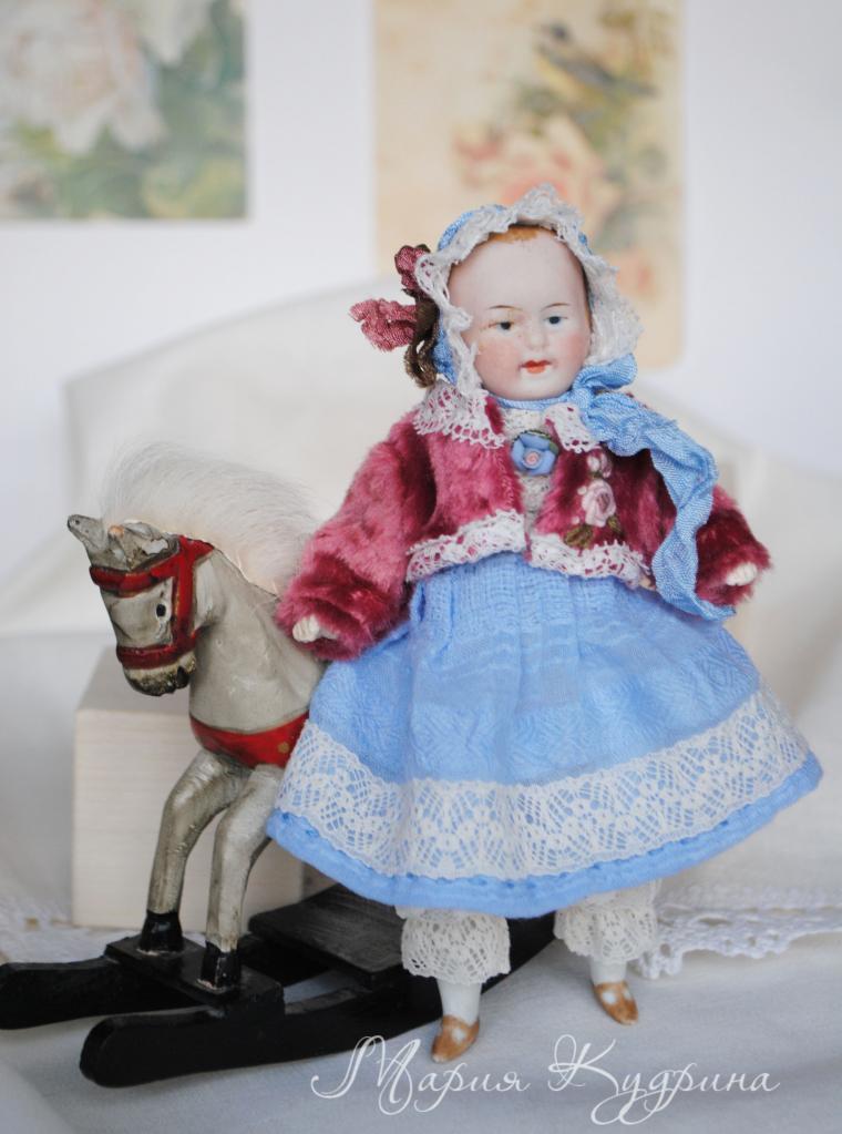 кукла, антикварная кукла, антиквариат, антикварное кружево