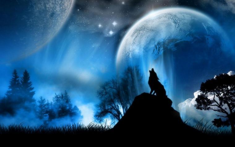 мифология луны, гармоничная луна