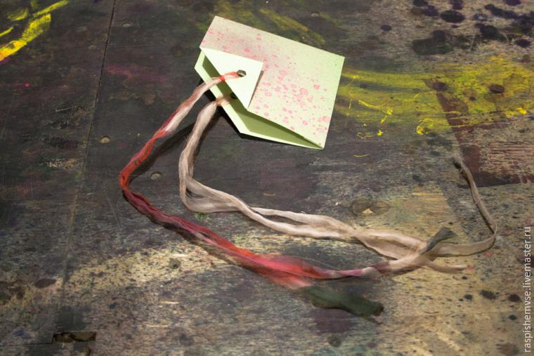 Делаем свадебные кулечки для лепестков, фото № 42