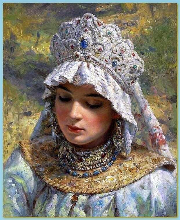 Русские красавицы, фото № 3