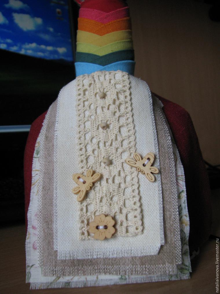 Мастерим куклу на счастливое замужество - Ярмарка Мастеров - ручная работа, handmade