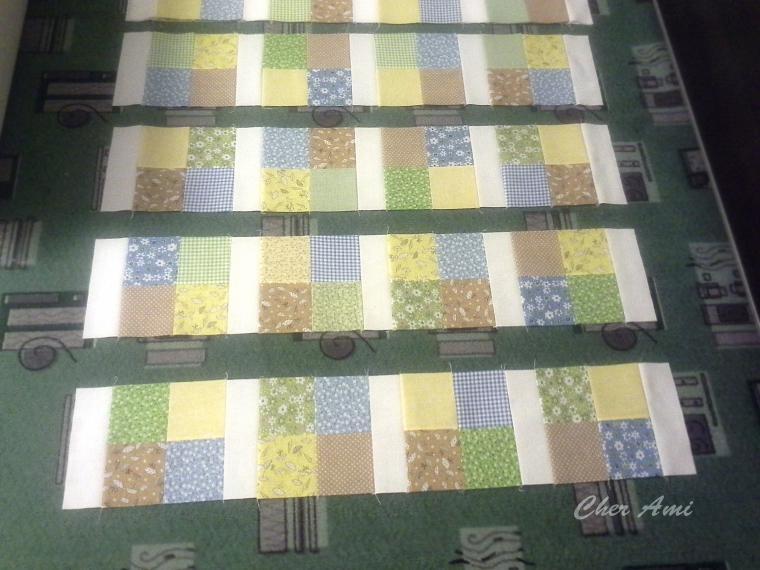 Мастер-класс: шьем несложное лоскутное одеяло, фото № 8