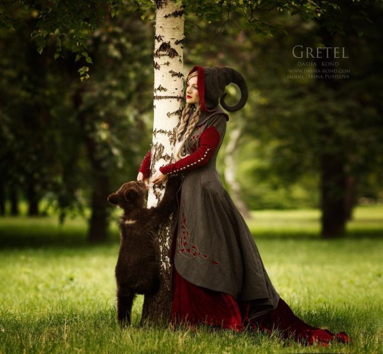 средневековое пальто, осеннее пальто