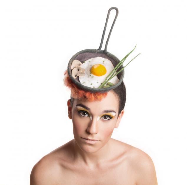 На закуску! Невероятные шляпки Maor Zabar, фото № 3