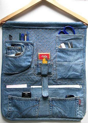 Утилизация джинсов, фото № 7