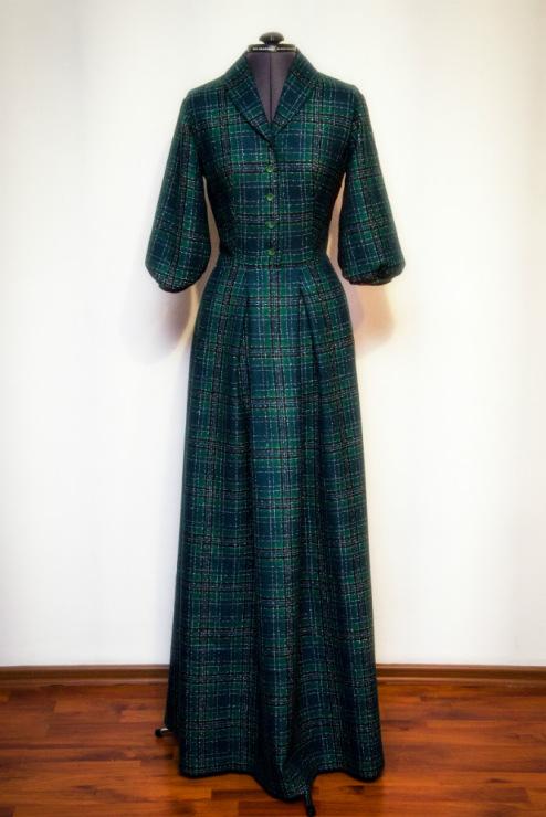 платье, платье в пол, длинное платье