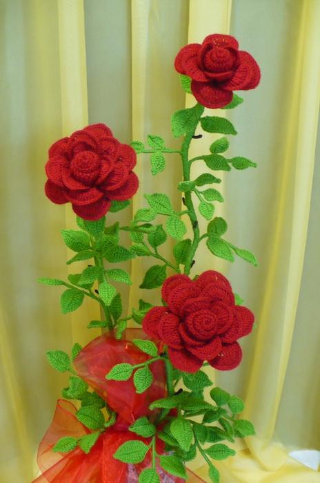 Подарок маме к 8 марта цветы из бумаги своими руками