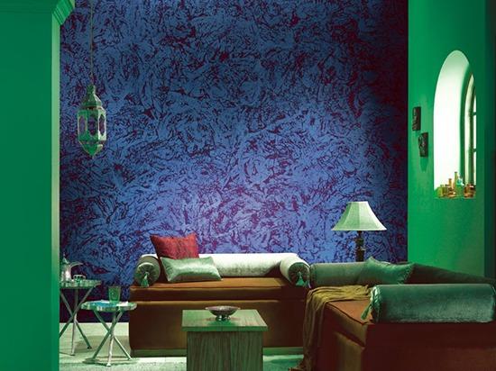 Колоритно и фактурно 20 креативных идей для декора стен и пола, фото № 1