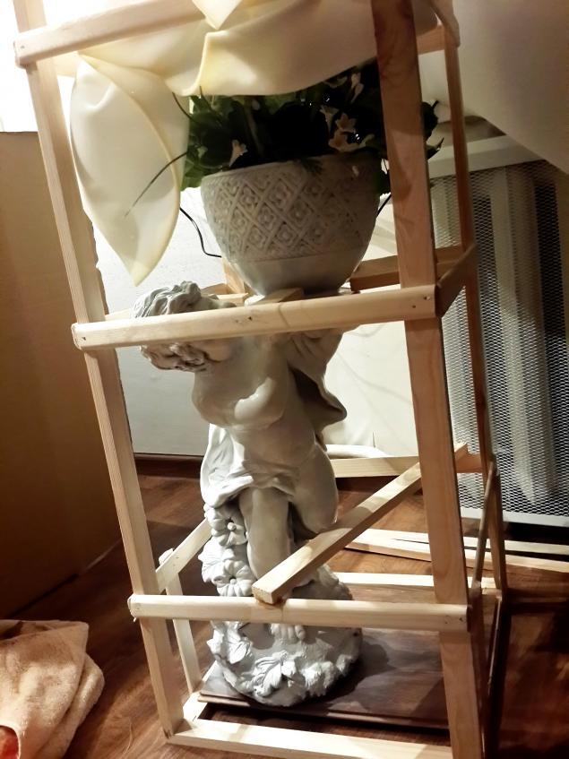 керамическая флористика, роскошный  букет