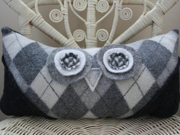 Что можно сделать из старого свитера своими руками фото