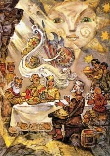 Главный иллюстратор Изумрудного города - художник Леонид Владимирский, фото № 16