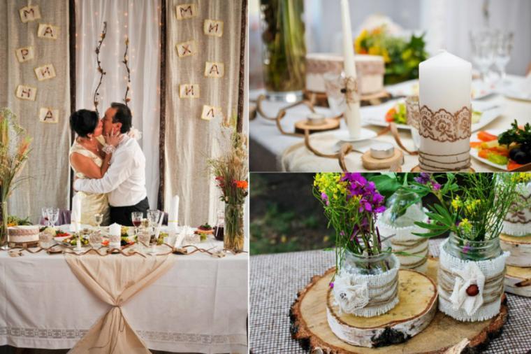 Свадьба в стиле Рустик! - Ярмарка Мастеров - ручная работа, handmade