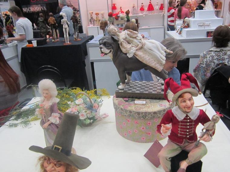 Немного Весеннего бала кукол... Фото, фото № 37
