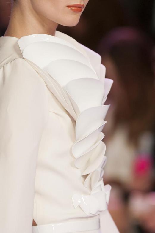Stephane Rolland Haute Couture весна-лето 2014, фото № 101