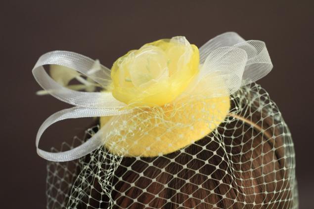 декоративные шляпки