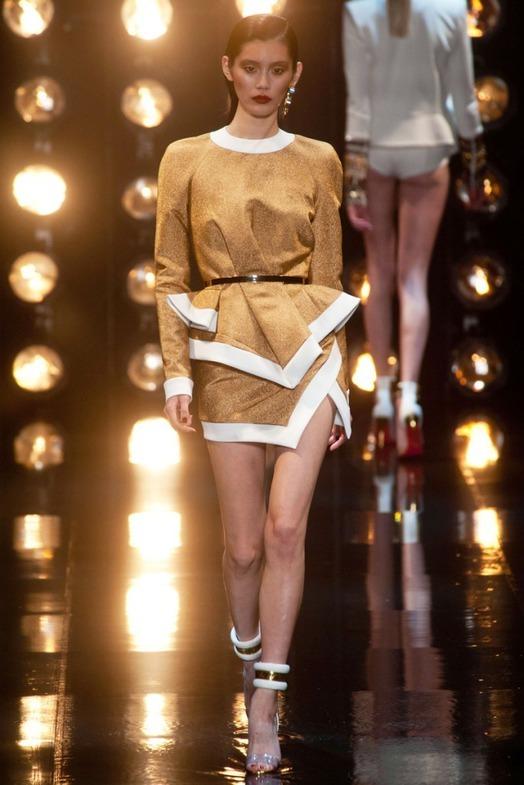 Alexandre Vauthier Haute Couture весна-лето 2014, фото № 5